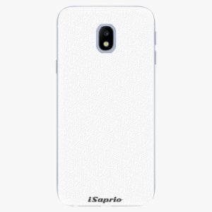 Plastový kryt iSaprio - 4Pure - bílý - Samsung Galaxy J3 2017