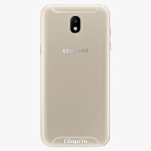 Plastový kryt iSaprio - 4Pure - průhledný matný - Samsung Galaxy J5 2017