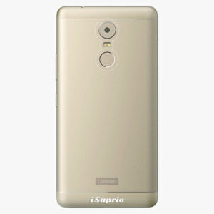 Plastový kryt iSaprio - 4Pure - průhledný matný - Lenovo K6 Note