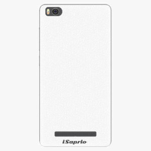 Plastový kryt iSaprio - 4Pure - bílý - Xiaomi Mi4C