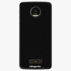 Plastový kryt iSaprio - 4Pure - černý - Lenovo Moto Z
