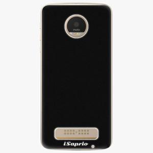 Plastový kryt iSaprio - 4Pure - černý - Lenovo Moto Z Play