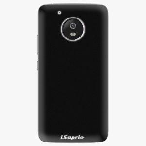 Plastový kryt iSaprio - 4Pure - černý - Lenovo Moto G5