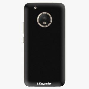 Plastový kryt iSaprio - 4Pure - černý - Lenovo Moto G5 Plus
