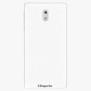 Plastový kryt iSaprio - 4Pure - bílý - Nokia 3