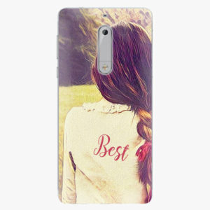 Plastový kryt iSaprio - BF Best - Nokia 5
