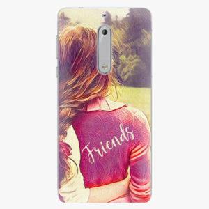 Plastový kryt iSaprio - BF Friends - Nokia 5