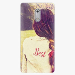 Plastový kryt iSaprio - BF Best - Nokia 6