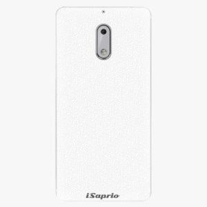 Plastový kryt iSaprio - 4Pure - bílý - Nokia 6