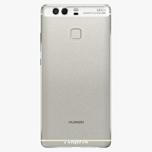 Plastový kryt iSaprio - 4Pure - průhledný matný - Huawei P9