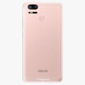 Plastový kryt iSaprio - 4Pure - průhledný matný - Asus ZenFone 3 Zoom ZE553KL