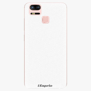 Plastový kryt iSaprio - 4Pure - bílý - Asus ZenFone 3 Zoom ZE553KL