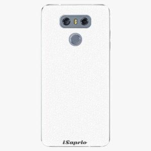 Plastový kryt iSaprio - 4Pure - bílý - LG G6 (H870)