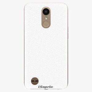 Plastový kryt iSaprio - 4Pure - bílý - LG K10 2017