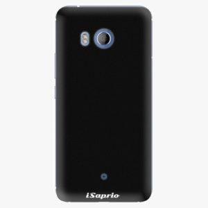 Plastový kryt iSaprio - 4Pure - černý - HTC U11