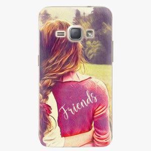 Plastový kryt iSaprio - BF Friends - Samsung Galaxy J1 2016
