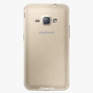 Plastový kryt iSaprio - 4Pure - průhledný matný - Samsung Galaxy J1 2016