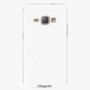 Plastový kryt iSaprio - 4Pure - bílý - Samsung Galaxy J1 2016