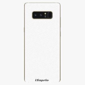 Plastový kryt iSaprio - 4Pure - bílý - Samsung Galaxy Note 8