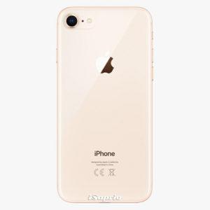 Plastový kryt iSaprio - 4Pure - průhledný matný - iPhone 8