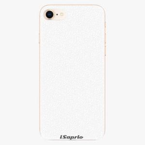 Plastový kryt iSaprio - 4Pure - bílý - iPhone 8