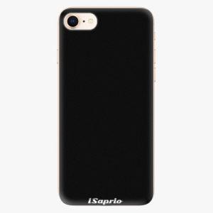 Plastový kryt iSaprio - 4Pure - černý - iPhone 8