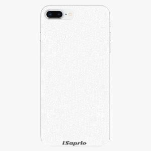 Plastový kryt iSaprio - 4Pure - bílý - iPhone 8 Plus