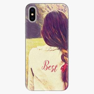 Plastový kryt iSaprio - BF Best - iPhone X