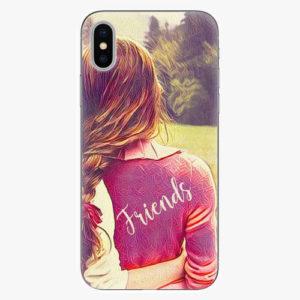 Plastový kryt iSaprio - BF Friends - iPhone X