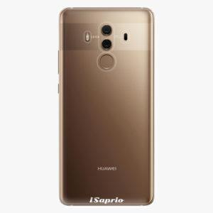 Plastový kryt iSaprio - 4Pure - průhledný matný - Huawei Mate 10 Pro