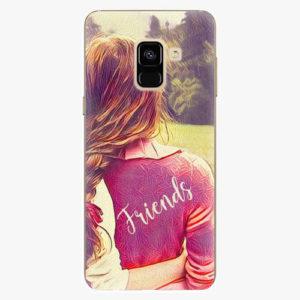 Plastový kryt iSaprio - BF Friends - Samsung Galaxy A8 2018