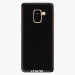 Plastový kryt iSaprio - 4Pure - černý - Samsung Galaxy A8 2018