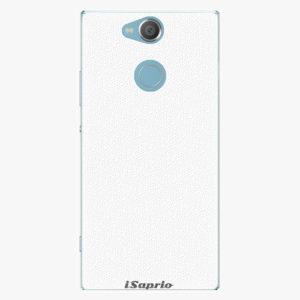 Plastový kryt iSaprio - 4Pure - bílý - Sony Xperia XA2