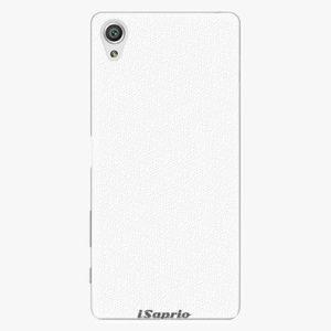 Plastový kryt iSaprio - 4Pure - bílý - Sony Xperia X