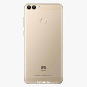 Plastový kryt iSaprio - 4Pure - průhledný matný - Huawei P Smart
