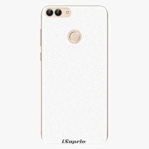 Plastový kryt iSaprio - 4Pure - bílý - Huawei P Smart