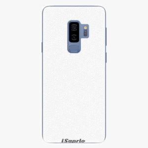 Plastový kryt iSaprio - 4Pure - bílý - Samsung Galaxy S9 Plus