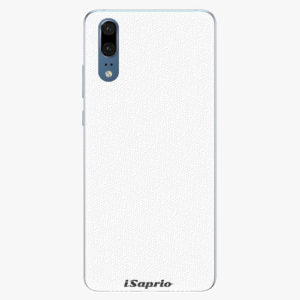 Plastový kryt iSaprio - 4Pure - bílý - Huawei P20