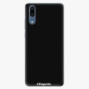 Plastový kryt iSaprio - 4Pure - černý - Huawei P20