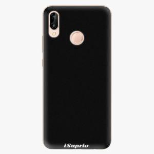 Plastový kryt iSaprio - 4Pure - černý - Huawei P20 Lite