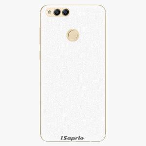 Plastový kryt iSaprio - 4Pure - bílý - Huawei Honor 7X