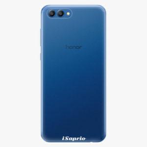 Plastový kryt iSaprio - 4Pure - průhledný matný - Huawei Honor View 10