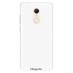Plastový kryt iSaprio - 4Pure - bílý - Xiaomi Redmi 5