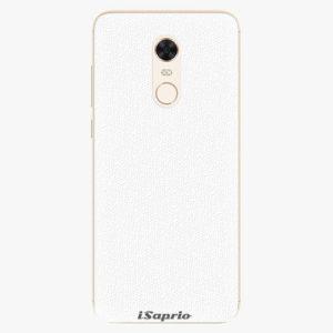 Plastový kryt iSaprio - 4Pure - bílý - Xiaomi Redmi 5 Plus
