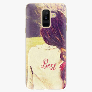 Plastový kryt iSaprio - BF Best - Samsung Galaxy A6 Plus