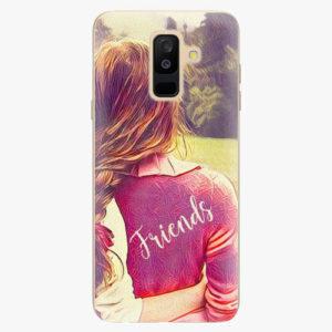 Plastový kryt iSaprio - BF Friends - Samsung Galaxy A6 Plus