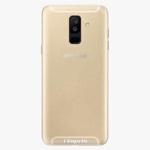 Plastový kryt iSaprio - 4Pure - průhledný matný - Samsung Galaxy A6 Plus