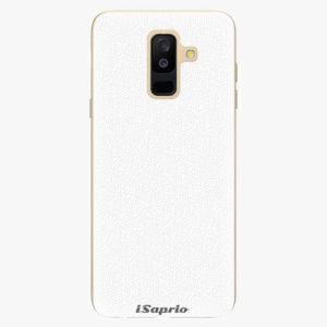 Plastový kryt iSaprio - 4Pure - bílý - Samsung Galaxy A6 Plus