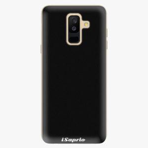 Plastový kryt iSaprio - 4Pure - černý - Samsung Galaxy A6 Plus
