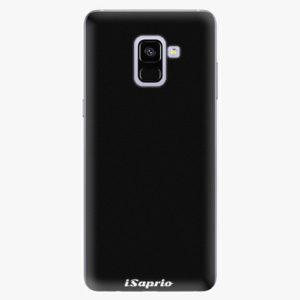 Plastový kryt iSaprio - 4Pure - černý - Samsung Galaxy A8 Plus